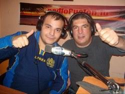 Matteo & Morris, i massimi esperti delle web radio nell'isola!