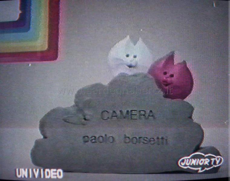 UNIVIDEO JUNIOR TV 1991