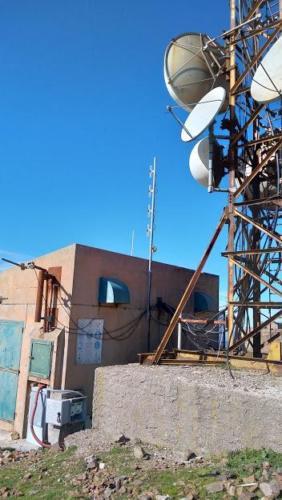 Serpeddì - Particolari antenne wifi