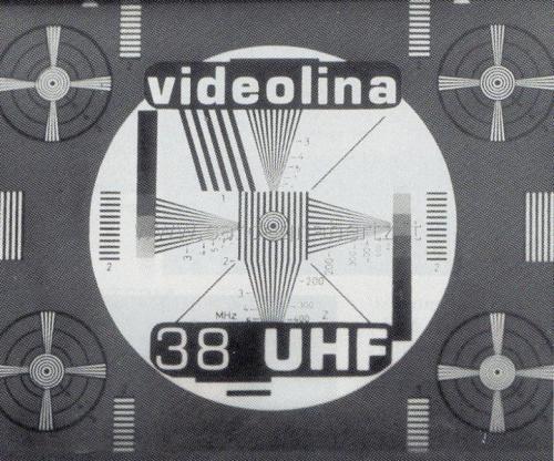 monoscopio Videolina