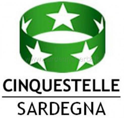 Vecchio logo Cinquestelle Sardegna