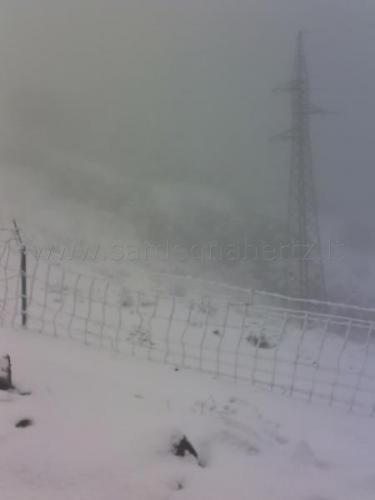 Neve sul Serpeddì